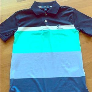 Brand new Ralph Lauren boy Koo'lina golf shirt